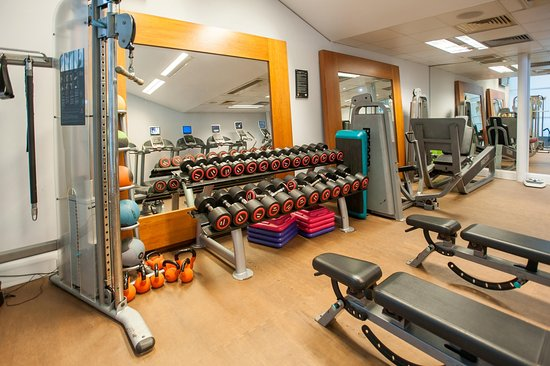 Dunblane, UK: Gymnasium