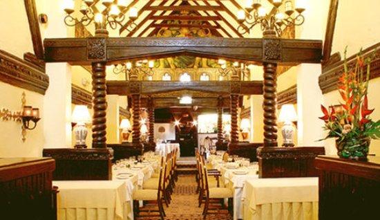 Marygreen Manor Hotel: Dining Restaurant