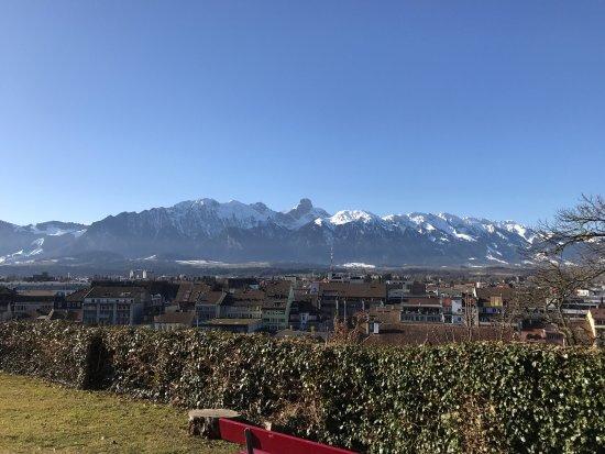 Thun, Switzerland: healing castle