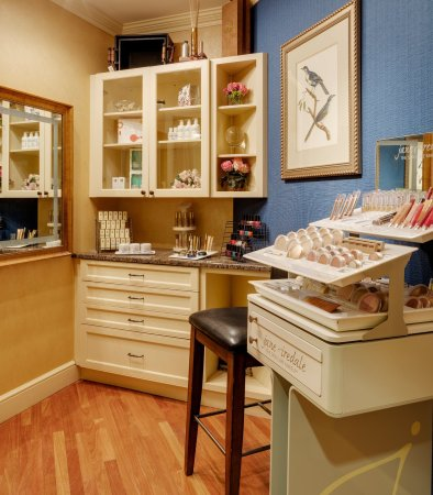 New Castle, Nueva Hampshire: Spa - Makeup Counter