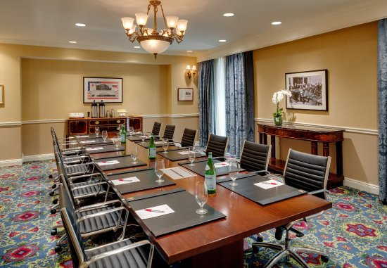 New Castle, Nueva Hampshire: Boardroom