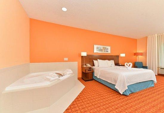 Σμύρνη, Τενεσί: King Whirlpool Suite