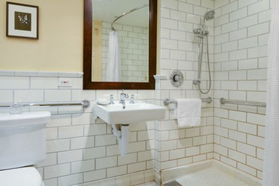 Woodstock Handicap Accessible Bathroom
