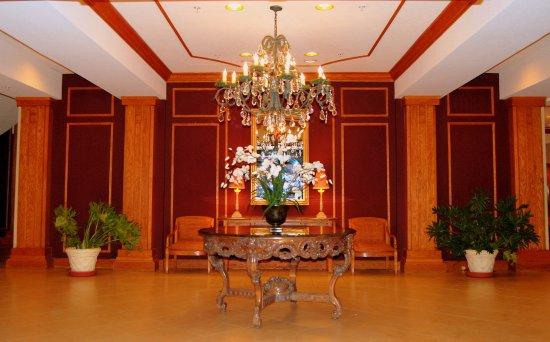 Pittsfield, MA: Hotel Lobby