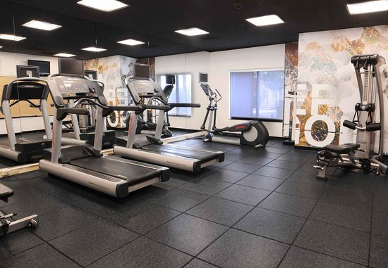 Sterling, VA: Fitness Center