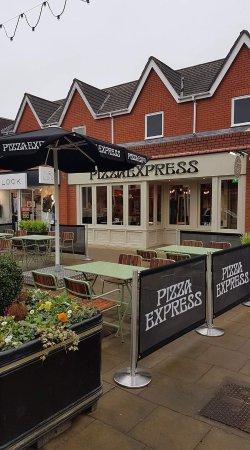 Pizza Express Formby 9 Chapel Ln Updated 2020