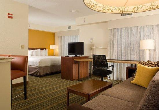 Residence Inn Orlando Convention Center: King Studio Suite