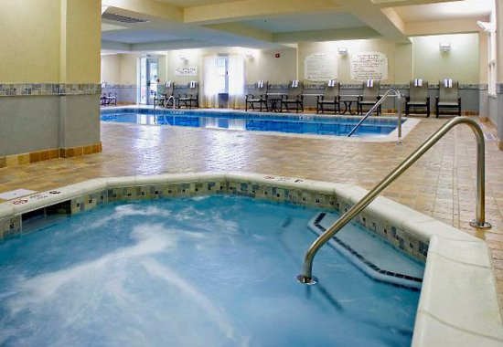 East Rutherford, Nueva Jersey: Indoor Whirlpool