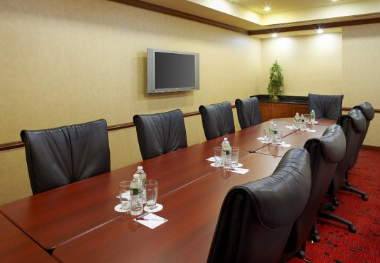 East Rutherford, Nueva Jersey: Meeting Room