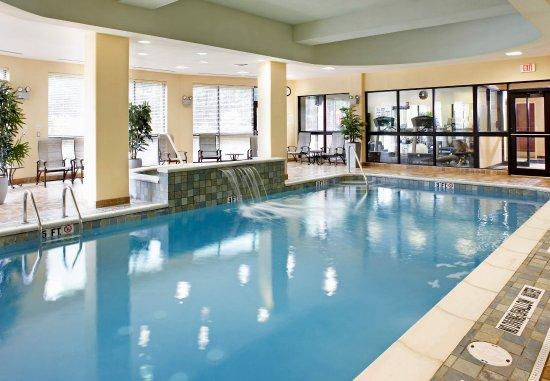 Greensburg, بنسيلفانيا: Indoor Pool