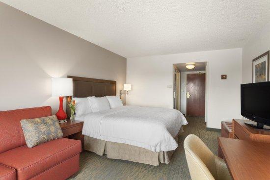 เกลนเดล, โคโลราโด: 1 King bed study with sofa bed