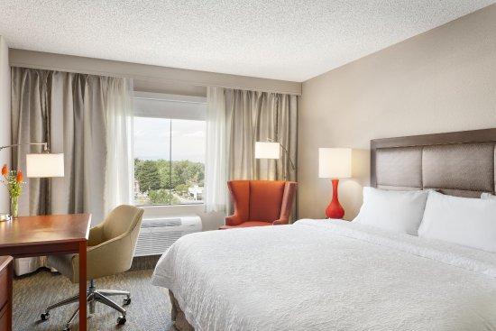 Glendale, CO: 1 King Guestroom