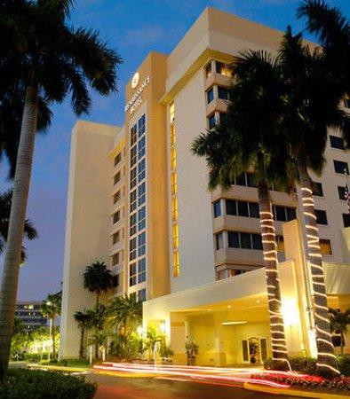Renaissance Fort Lauderdale-Plantation Hotel: Exterior