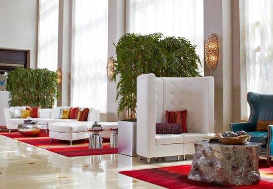 Renaissance Fort Lauderdale-Plantation Hotel: Lobby Lounge Seating