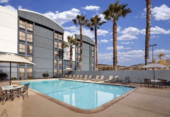 วัลเลโฮ, แคลิฟอร์เนีย: Outdoor Pool