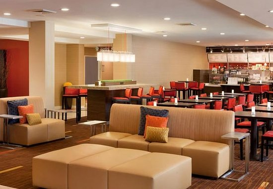 Milpitas, Californië: Lobby Seating Area