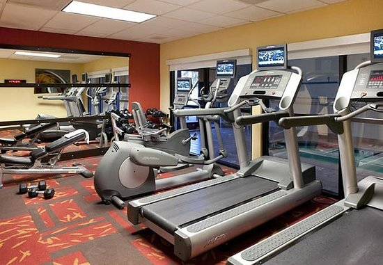 Milpitas, Καλιφόρνια: Fitness Center