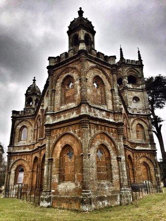 Бакингем, UK: Gothic Temple