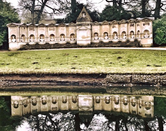 Buckingham, UK: Reflections