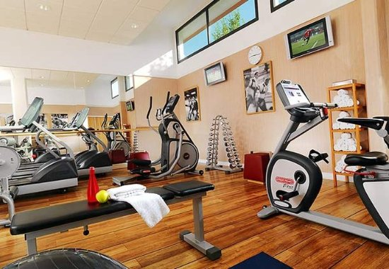Colombes, Frankreich: Fitness Center