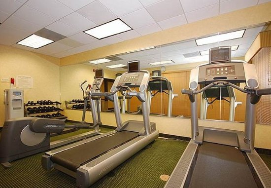 Merced, CA: Fitness Center