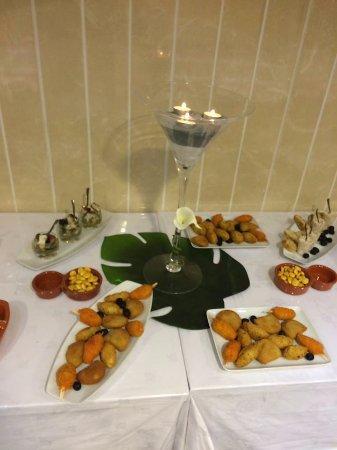 Cenon, Francia: Amuse bouche pour cocktail et repas de groupe