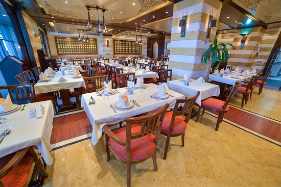 Good Lebanese Restaurant In The Financial Center Difc Review Of Al Mandaloun Dubai United Arab Emirates Tripadvisor