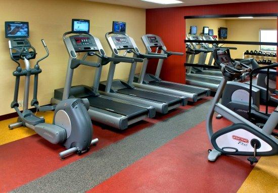 Red Bank, NJ: Fitness Center