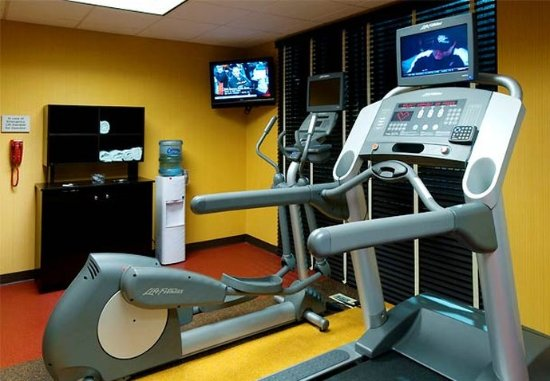 Troy, AL: Fitness Center