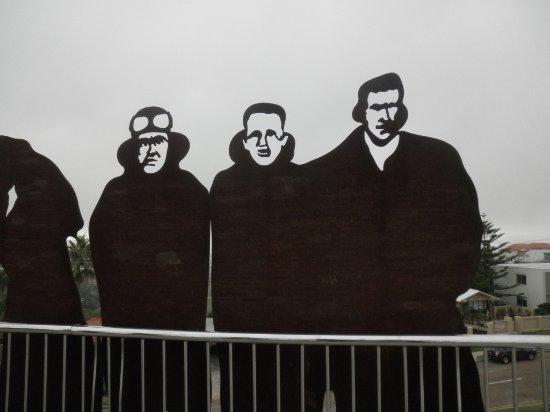 Newcastle ANZAC Memorial Walk