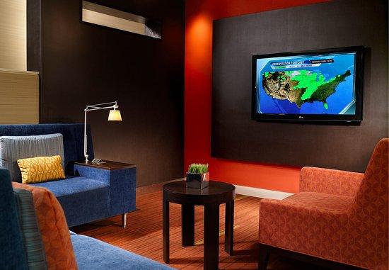 Homewood, AL: Television Lounge
