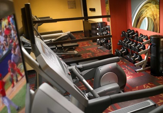 Homewood, AL: Fitness Center
