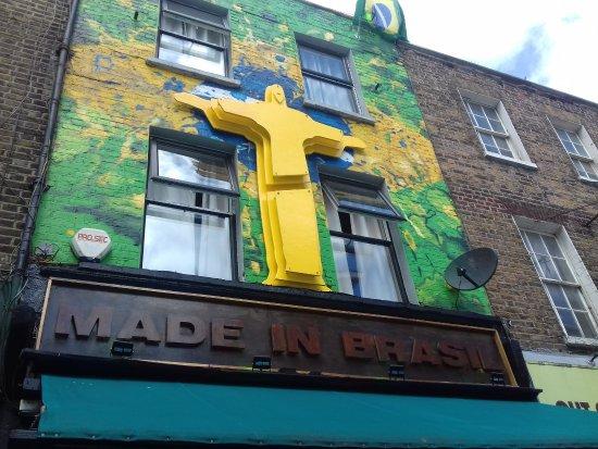 Made In Brasil Brazil Pub Camden Town Londres Norba