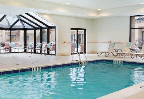 Rye, NY: Indoor Pool