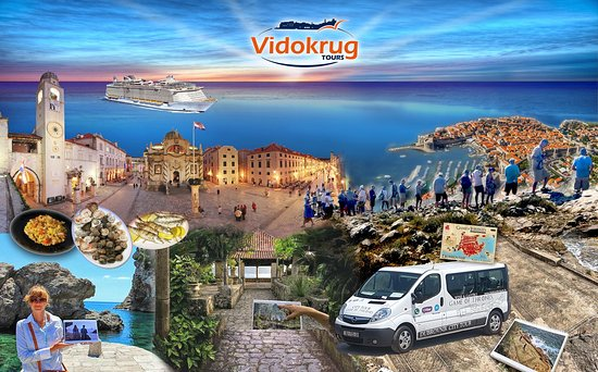 ‪Dubrovnik Tours & Transfers by Vidokrug‬