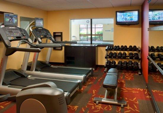 Stoughton, Массачусетс: Fitness Center