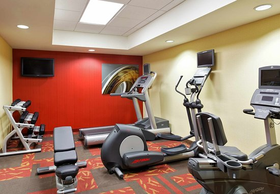 Athens, GA: Fitness Center