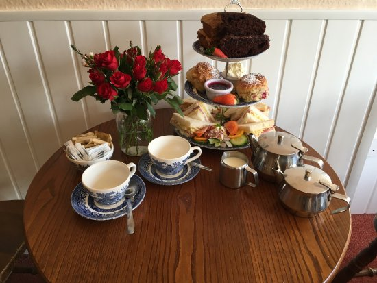 Hathersage, UK: Special Afternoon Tea