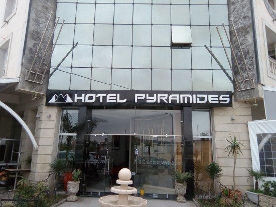 Taza, Morocco: Hotel Pyramides