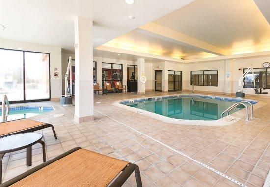 Blue Springs, Миссури: Indoor Pool