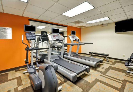 Dalton, GA: Fitness Center