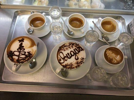 Vanzago, İtalya: Non Solo Pasta Di Zucchero