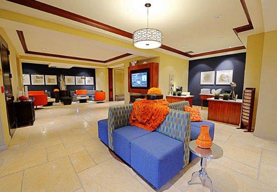 Jensen Beach, Флорида: Lobby & Business Center