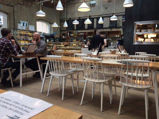 Cornerstone Cafe: Dudes