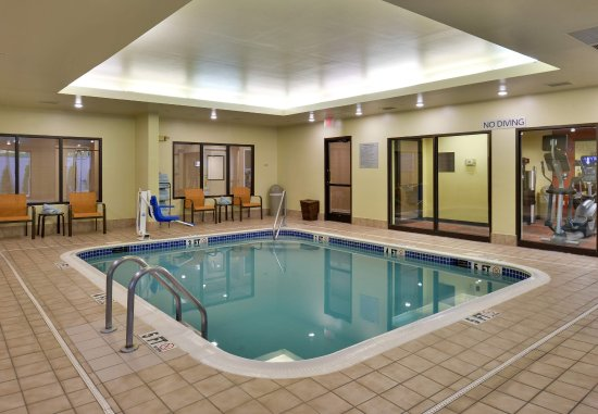 Decatur, AL: Indoor Pool