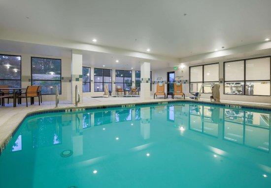 Chico, CA: Indoor Pool