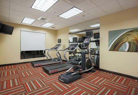 Chico, CA: Fitness Center