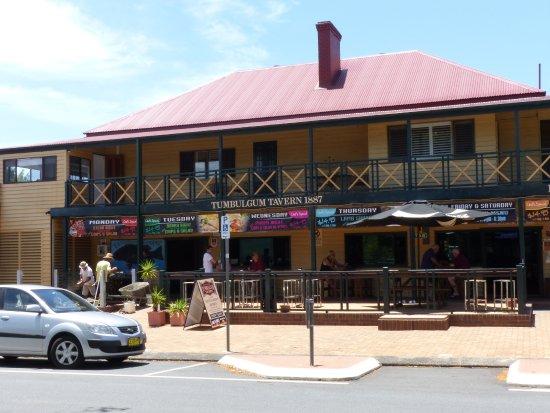 Tweed Heads, Αυστραλία: The pub at Tumulgam