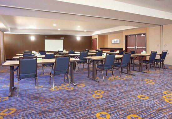 Casper, WY: Meeting Room    Classroom Setup