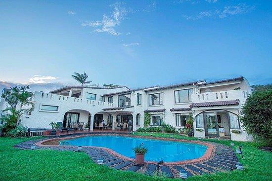 La-Lucia, Sydafrika: Pool Area, with Jacuzzi
